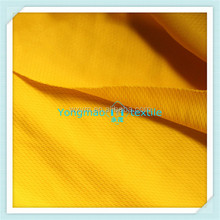 Huzhou 100% Polyester football/basketball T-Shirts Fabric