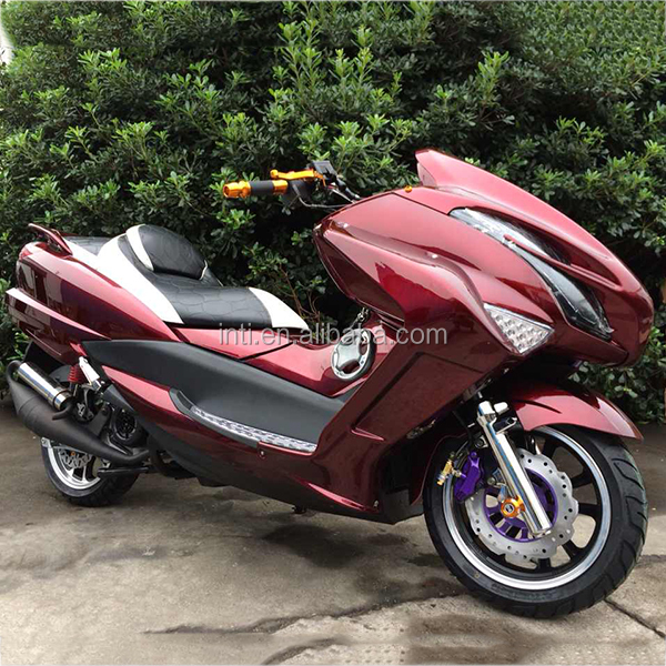 new design classic 125cc 150cc 250cc big automatic big cruiser scooter motorcycle
