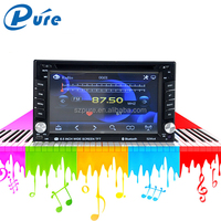 2016 New Multimedia Vehicle-Mounted Radio 6.5 inch Car DVD Player with Bluetooth and Reversing Function