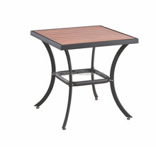 Popular picnic table plastic table garden furniture