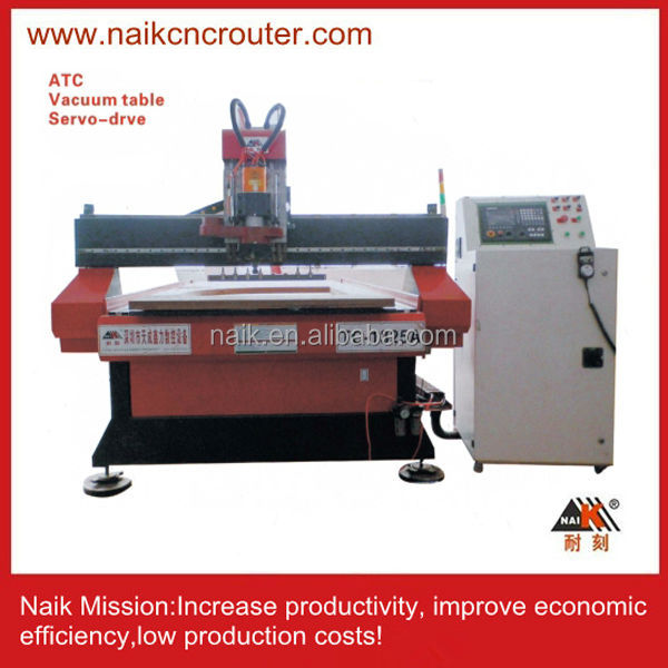 Automatic tool changer cnc routing /cnc machine training /cnc foam cutter TC-1325ATC