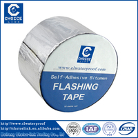 adhesive metal tape asphalt rolls1.0mm-2.0mm