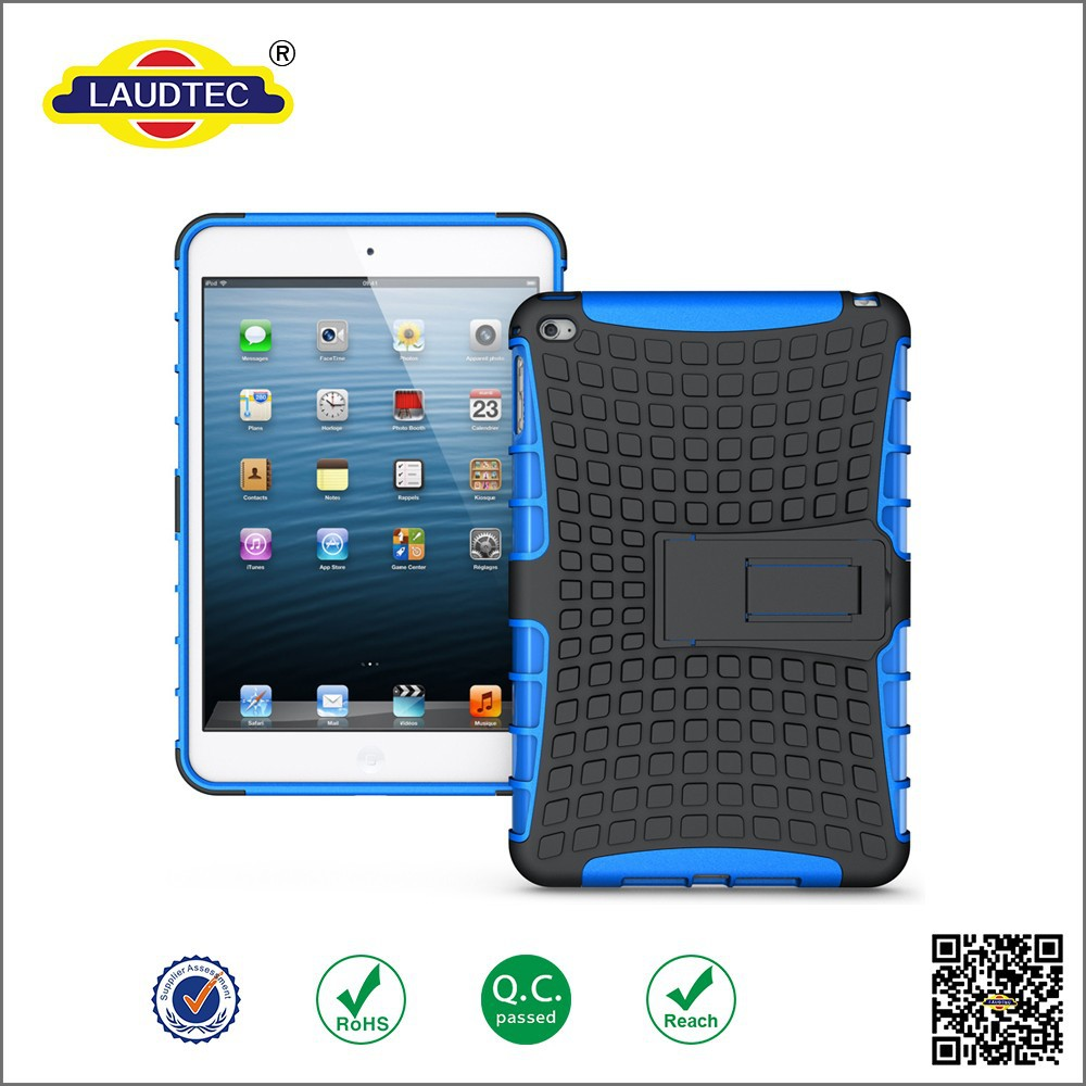 Latest design new top high quality Shockproof case For iPad mini 4