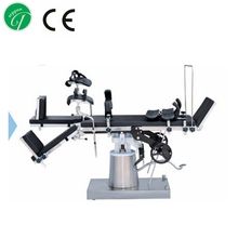 China Manufacturer examination therapy equipments Surgical gynecologic Multi-Purpose electric Operating table