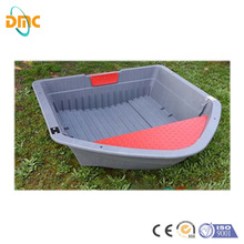 Small portable entertainment folding boat