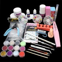 Manufacturer's Professional Nail Tools Set For Nail Art