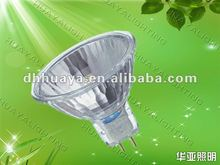 halogen spot lamp 12V 20W MR16 with cover