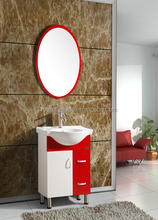 modern bathroom cabinet/bathroom vanity no top/vanity bathroom top