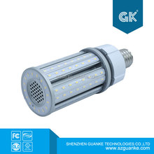 led street lamp Corn light Tunnel omni-directional 36W Aluminun 150lumen/W 5000k EX39 Replacement HID/HPS 150w Use in outdoor