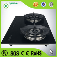 Patent 2 burner table top best gas cooker gas stove