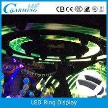 new arrival led ring led video light flexible led display light