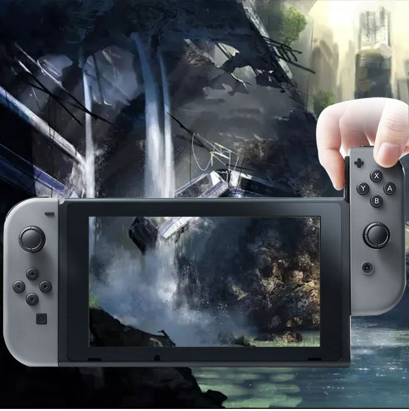 hot saling Factory price anti-scrach screen protector shockproof 9H tempered glass screen protector for Nintendo Switch