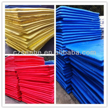 Cushion heat insulation waterproof colorful EVA closed-cell foam raw sheet