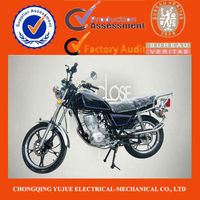 Best Seller Classic Cruiser Chopper Motorcycle 125cc