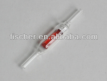 aquarium glass CO2 check valve,hot selling