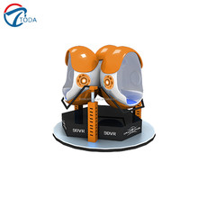 TODA Seesaw 3-seat kids and adults 9D VR cinema 9D XD Movie Theater