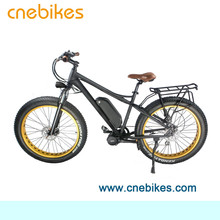 China manufacturer cheap 750w 1000w moutain ebike chopper beach cruiser electric bicycle for sale
