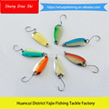 Free Samples !!! Mini Metal Fishing Lures Fishing Spoon Custom Metal Souvenir Spoon