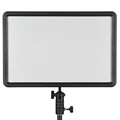 GODOX LEDP260C video studio light with lithium battery or DC charged Large-sized LCD Panel