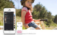 OEM -Low Radiation Sound Monitor Safty Kid Phones