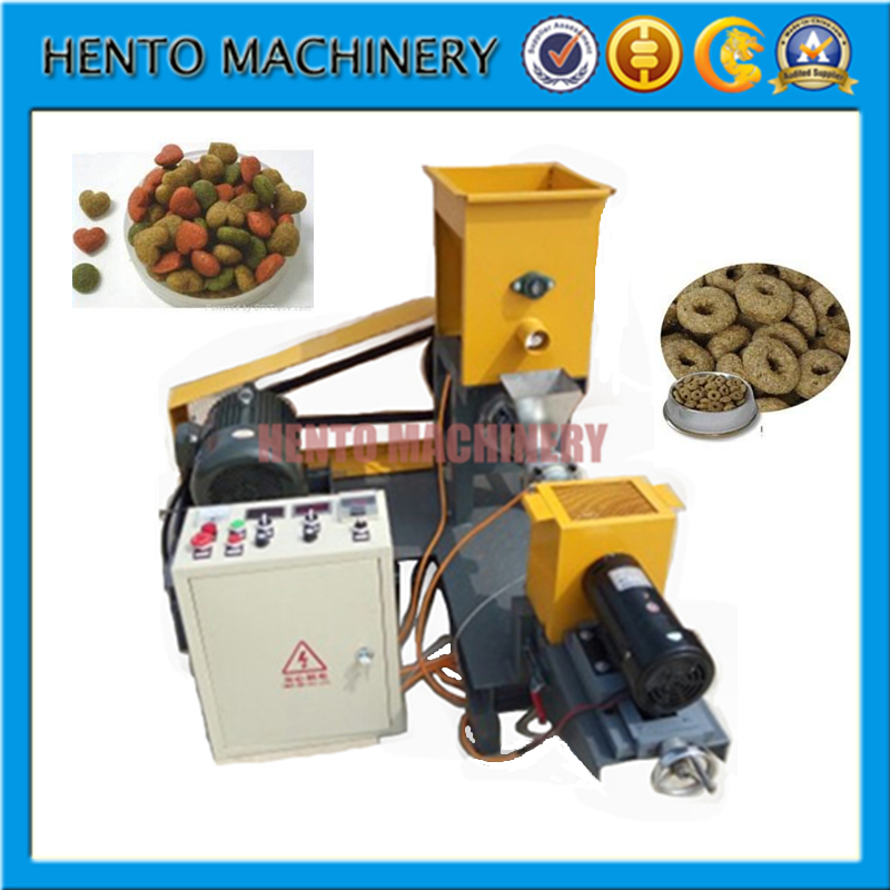 Professional Exporter of Dry Dog Food Making Machine