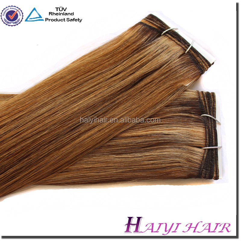 Most Beautiful Best Quality You' ve Ever Seen Wet And Wavy Virgin Indian Remy Hair Extension