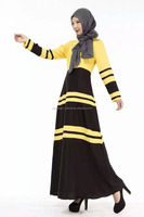 C050 beautiful islamic muslem abaya