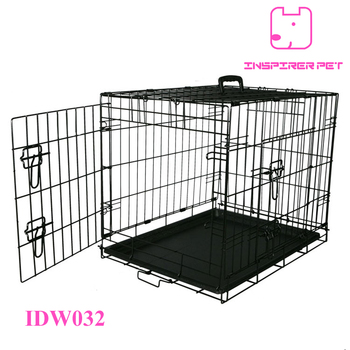 Wholesale stainless steel dog cage