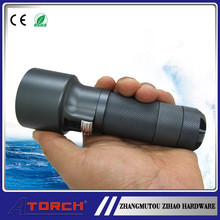 XM-L T6 26650 led flashlight torch light dive underwater 100meter