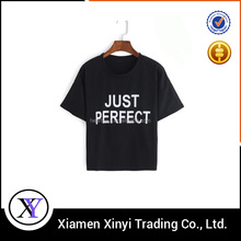 China manufacture custom t shirt small order