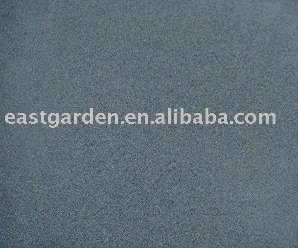 Honed Black Sandstone