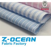 yarn dyed cotton linen shirting fabric