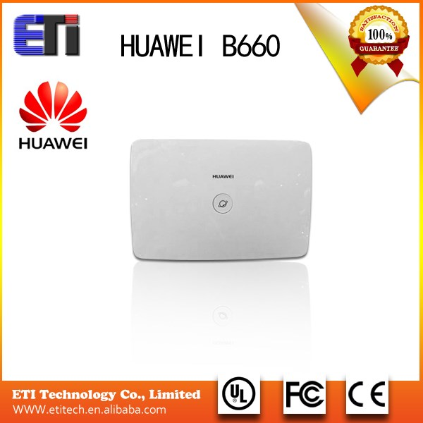 Unlocked Huawei B660 3G cable modem with HSDPA 7.2Mbps wifi Router