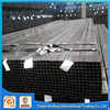 Brand new gi rectangular steel tube sizes with high quality