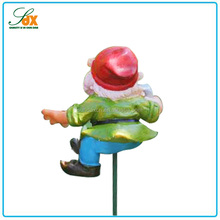 Cheap Top Sell Decoration Small Resin Gnome Garden Figurines