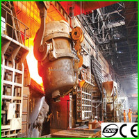 Buy 20 tons steel making Ladle Refining Smelting Furnace in China ...