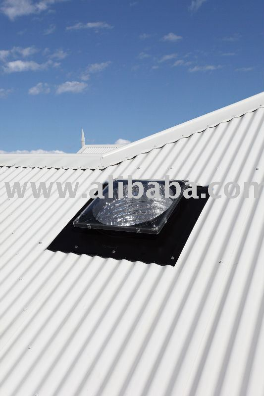 Skylight - Sky Tunnel: Metal Roof