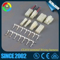 Wire to Board Crimp style 2 Pin Jst Connector
