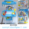 Cute doctor toy hospital play set kids doctor play set