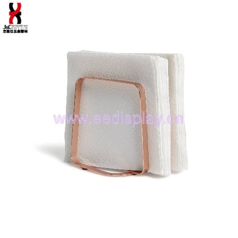 Copper Plated Napkin Holder,New Napkin Holder
