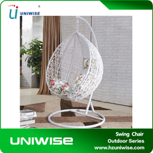 Outdoor Rattan Hanging Egg Chair Cheap Swing Pod Chairs