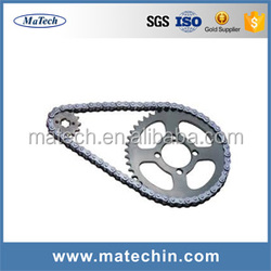 OEM Custom China Industrial Duplex Triplex Roller Chain 08A 40 Manufacturer