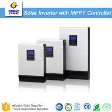 New design hybrid solar inverter with mppt charge controller on grid solar inverter 5kva inverter circuit diagram for solar