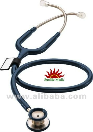 MDF MD ONE Stainless Steel Pediatric Dual Head Stethoscope MDF 777 C