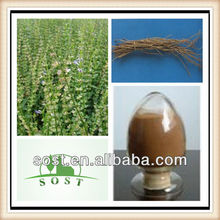 factory supply Chinese Extract Barbed Skullcap Herb Extract