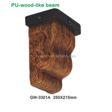 Newly PU Imitation Wood Corbels GW-3301A
