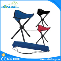 Lightweight Fishing Chair Adjustable Legs portable easy-carry folding camping beach fishing chair