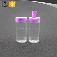 plastic pet shampoo bottle packaging for travelling
