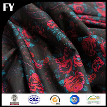 digital print 2017 high quality 100% polyester fabric indonesia