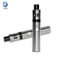 factory sale ego one coil electronic cigarette filter HSJ UFO AIO H19 vape pen PH battery drip tip 1.8 tank ego vapor kit voltag